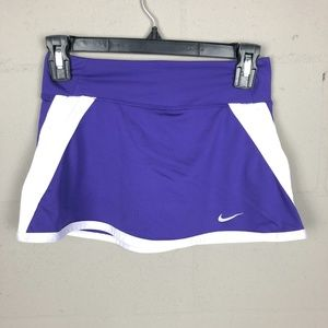 Nike Dry Fit Women's Skirt Size S Purple TV25